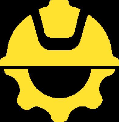 Construction website logo