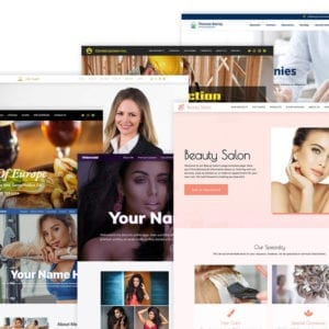 Business Page 2020 - WordPress Elementor Template Pack